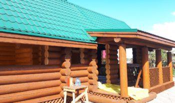 Рубленный дом — Шуйский район Ивановская область