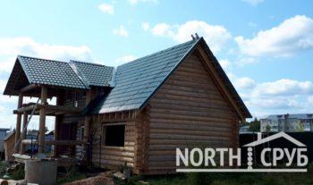 Пристройка к дому, терраса и балкон, Ивановская область