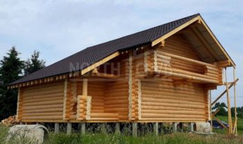 Рубленный дом, Владимирская область
