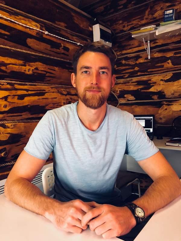 Дмитрий, основатель компании Northsrub